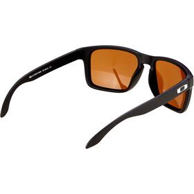 Oakley Holbrook XL Sunglasses Men, zwart/bruin
